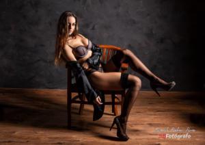 Shooting de Lencería Sexy